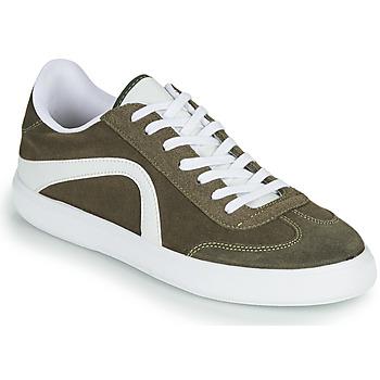 Sko Herre Lave sneakers André POLO 2 Kaki