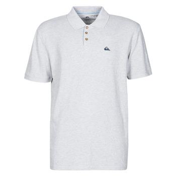 textil Herre Polo-t-shirts m. korte ærmer Quiksilver LOIA POLO Grå