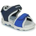 Se Sandaler til børn Geox  B SANDAL PIANETA ved Spartoo