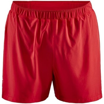 textil Herre Shorts Craft Adv Essence 5 Stretch Rød