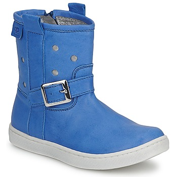 Sko Pige Støvler Pinocchio RABIDA Blå