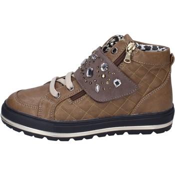 Sko Pige Sneakers Didiblu BK210 Brun