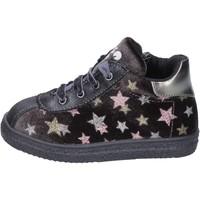 Sko Pige Sneakers Asso BK219 Grå