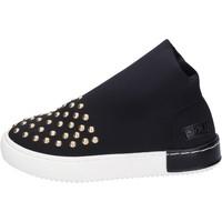 Sko Pige Sneakers Joli BK236 Sort