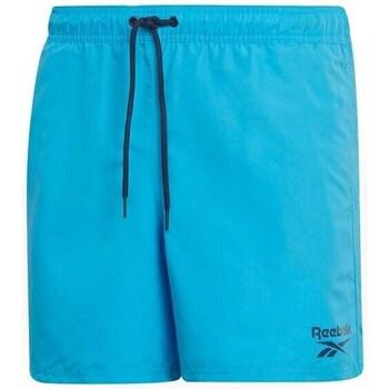 textil Herre Shorts Reebok Sport Swim Short Yale Blå