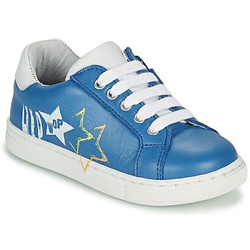 Sko Dreng Lave sneakers GBB KARAKO Blå
