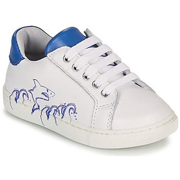 Sko Dreng Lave sneakers GBB KARAKO Hvid