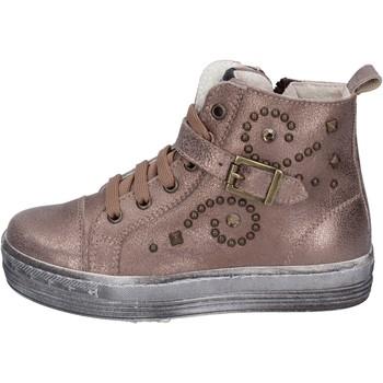 Sko Pige Lave sneakers Eb sneakers pelle Marrone