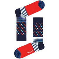 Accessories Herre Strømper Happy Socks Stripes and dots sock Flerfarvet