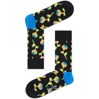 Accessories Pige Strømper Happy Socks Hand flower sock Flerfarvet