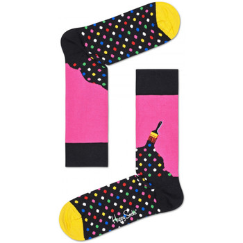 Accessories Pige Strømper Happy Socks Paint sock Flerfarvet