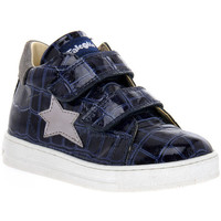 Sko Pige Lave sneakers Naturino FALCOTTO 2C06 SASHA BLEU Blu