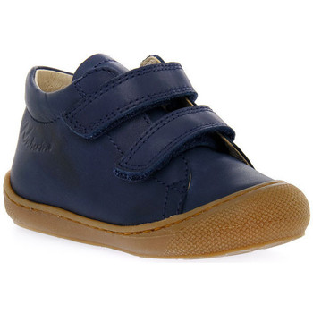Sko Dreng Lave sneakers Naturino 0C02 COCOON VL NAPPA NAVY Blu