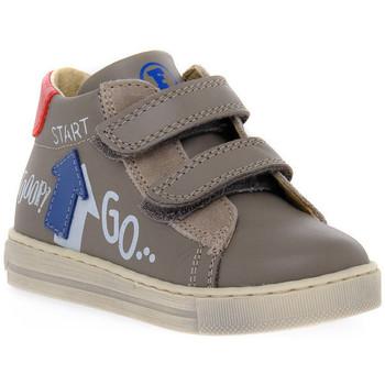 Sko Pige Lave sneakers Naturino FALCOTTO 1B76 HOGWA AZZURRO Blu