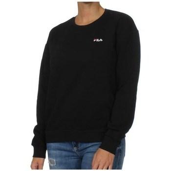 textil Dame Sweatshirts Fila Women Effie Crew Sweat Sort