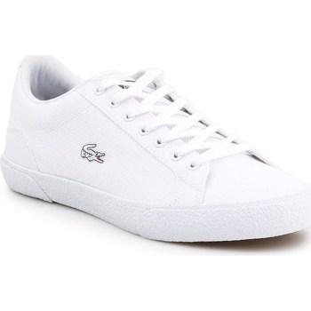 Sko Herre Lave sneakers Lacoste Lerond Hvid