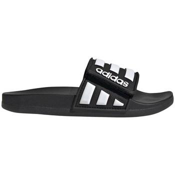 Sko Børn Klipklapper  adidas Originals Adilatte Sort