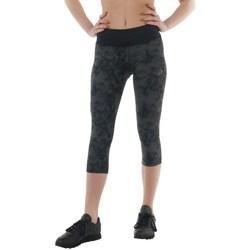textil Dame Bukser Asics 34 Fuzex Knee Tight Sort