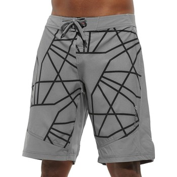 textil Herre Shorts Reebok Sport Les Mills Board Short Grå
