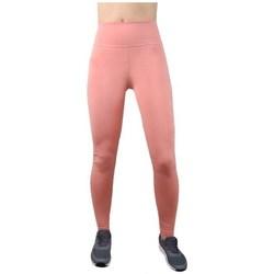 textil Dame Leggings Nike Swoosh Pink