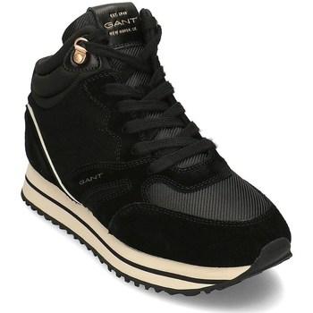 Sko Dame Høje sneakers Gant Bevinda Sort