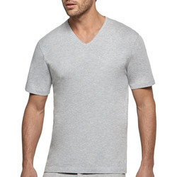 textil Herre T-shirts m. korte ærmer Impetus 1360002 507 Grå