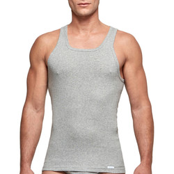 textil Herre T-shirts m. korte ærmer Impetus 1334001 507 Grå