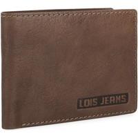 Tasker Herre Tegnebøger Lois KODIAK Læder tegnebog til mænd Så