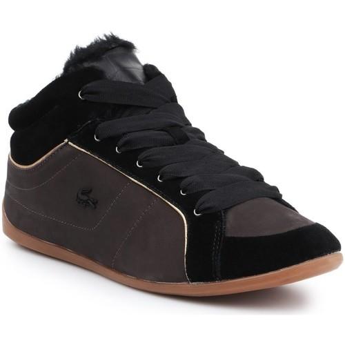 Sko Dame Høje sneakers Lacoste Missano MID 7-26SRW42072B6 black