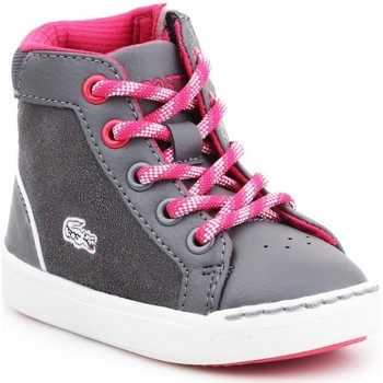 Sko Børn Høje sneakers Lacoste Explorateur 7-32CAI1001248 grey
