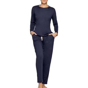 textil Dame Pyjamas / Natskjorte Impetus Travel Woman 8500F84 F86 Blå