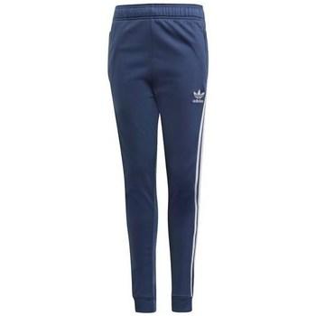 textil Børn Træningsbukser adidas Originals Sst Pants Flåde