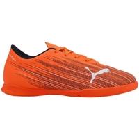 Sko Børn Fodboldstøvler Puma JR Ultra 41 IT Orange
