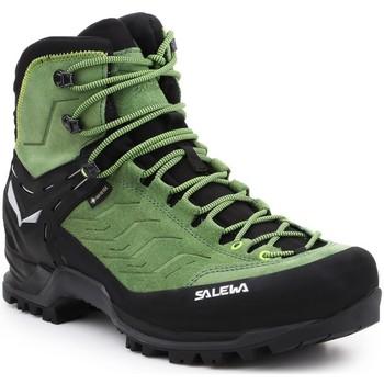 Sko Herre Vandresko Salewa Salomon MS MTN Trainer MID GTX 63458-5949 black, green