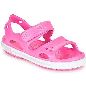 Sko Pige Sandaler Crocs CROCBAND II SANDAL PS Pink