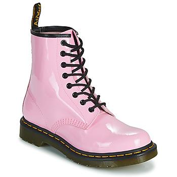 Sko Dame Støvler Dr Martens 1460 W Pink