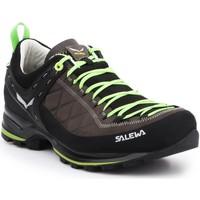 Sko Herre Vandresko Salewa MS MTN Trainer 2 L 61357-0471 brown, black, green