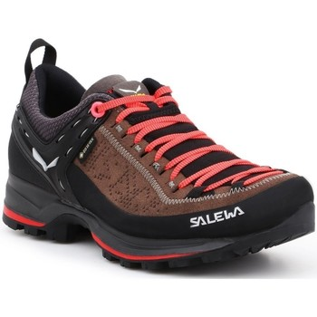 Sko Dame Fitness / Trainer Salewa WS Mtn Trainer 2 Gtx Sort,Orange,Brun