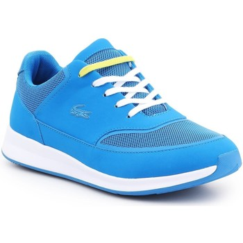 Sko Dame Lave sneakers Lacoste Chaumont Lace 217 7-33SPW1022125 blue