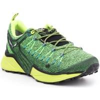 Sko Herre Lave sneakers Salewa MS Dropline Gtx Celadon,Grøn