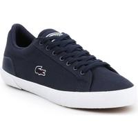 Sko Herre Lave sneakers Lacoste Lerond 319 5 CMA 7-38CMA0056092 navy