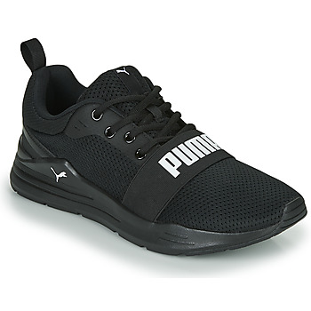 Sko Herre Lave sneakers Puma WIRED Sort