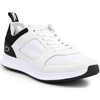 Sko Herre Lave sneakers Lacoste Joggeur 217 1 G 7-33TRM1004147 white, beige, black