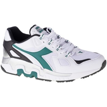 Sko Herre Lave sneakers Diadora Mythos Hvid,Grøn