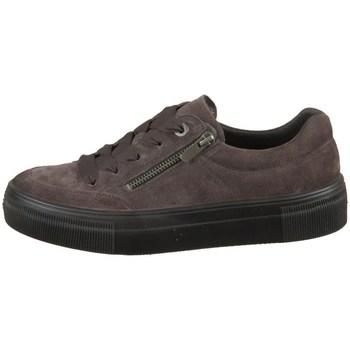 Sko Dame Lave sneakers Legero Lima Sort, Brun