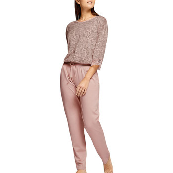 textil Dame Pyjamas / Natskjorte Impetus Woman 8513H86 J87 Pink