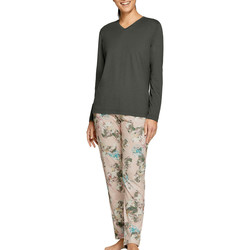 textil Dame Pyjamas / Natskjorte Impetus Woman 8501H89 J87 Grøn