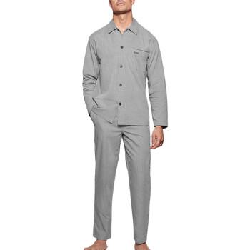 textil Herre Pyjamas / Natskjorte Impetus 1500310 E97 Grå