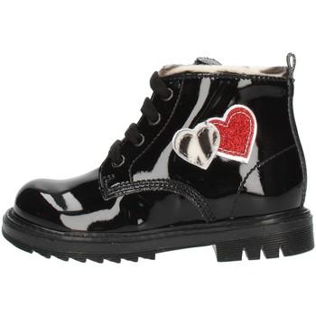 Sko Pige Høje støvletter Nero Giardini I021502F Black