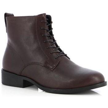 Sko Dame Høje støvletter Vagabond Shoemakers Cary Espresso Booties Brun